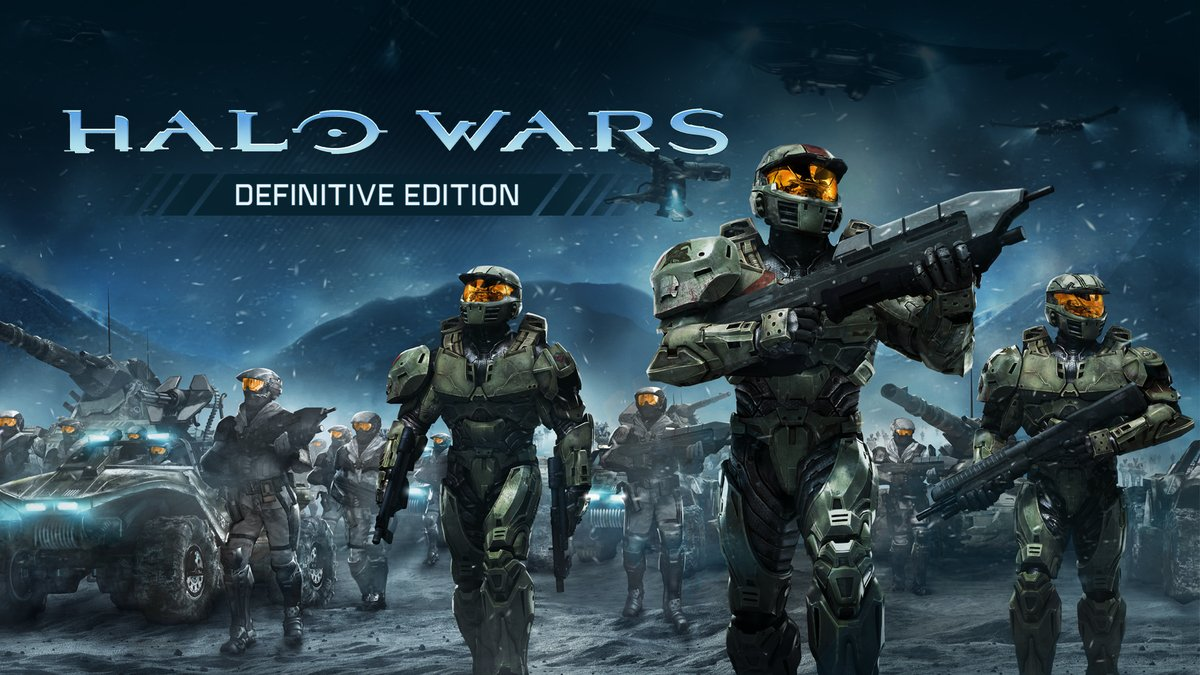 Halo Wars: Definitive Edition Bu Hafta Çıkıyor