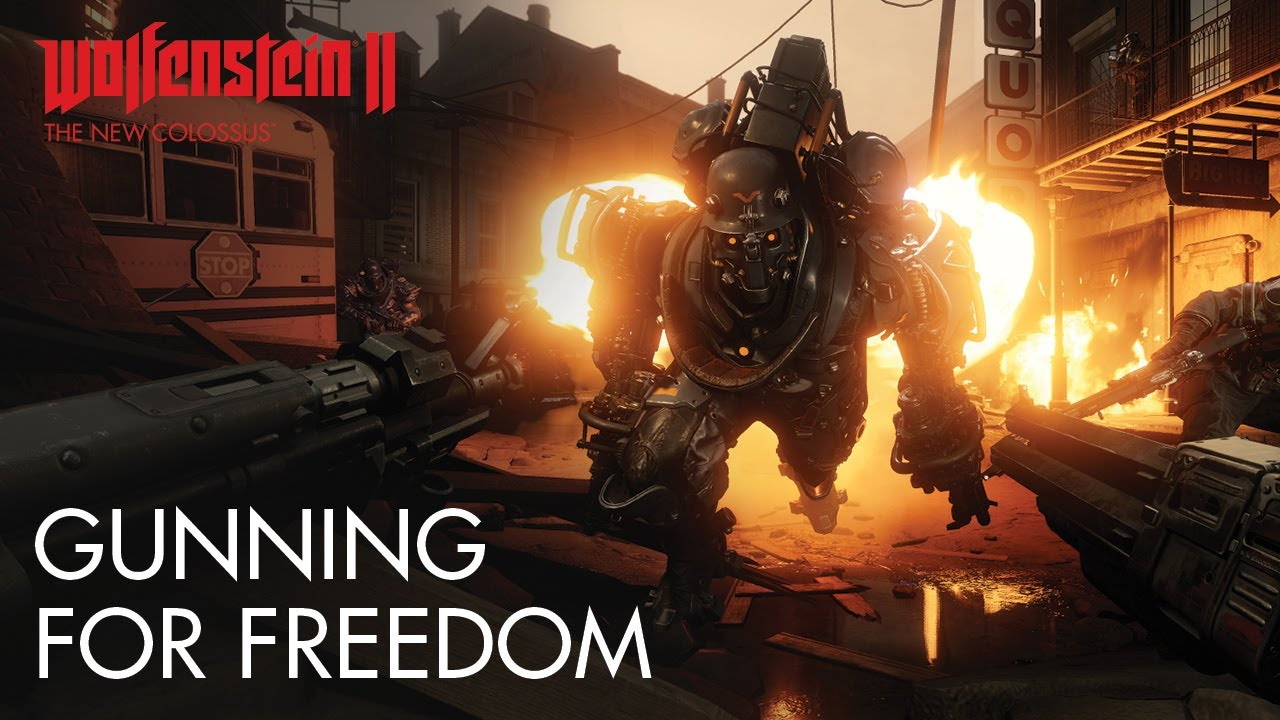 Wolfenstein II: The New Colossus İncelemesi
