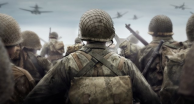 Call of Duty WW2 sistem gereksinimleri