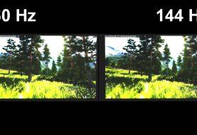 144 Hertz Monitör Nedir ? 60 Hertz İle Arasındaki Fark Nedir ?