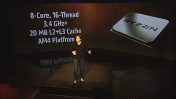 İntel İşlemci dönemi bitiyor mu ? AMD RYZEN'İ TANITTI.