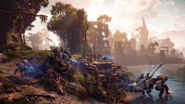 Horizon: Zero Dawn PS4 Pro'da Ek Grafik Ayarları Ekledi