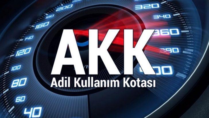 BTK Başkanından Kota Açıklaması !