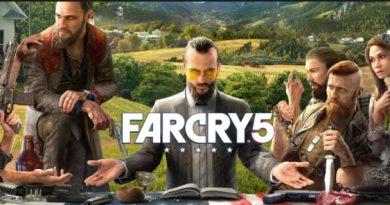 Far Cry 5, oyun destekler mi
