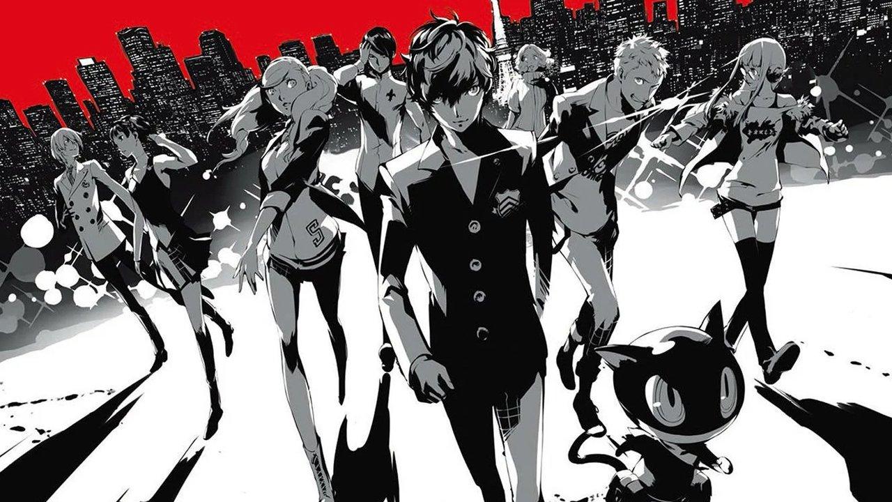 2017'nin En İyi Oyunları - Persona 5