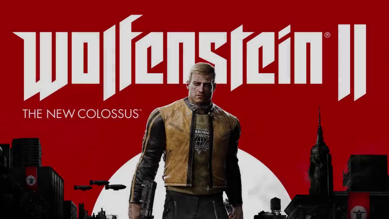 2017'nin En İyi Oyunları - Wolfenstein 2: The New Colossus