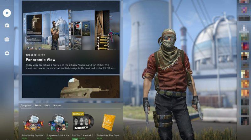CS: GO Güncelleme Detayları