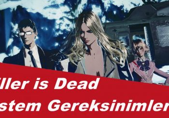 Killer is Dead Sistem Gereksinimleri