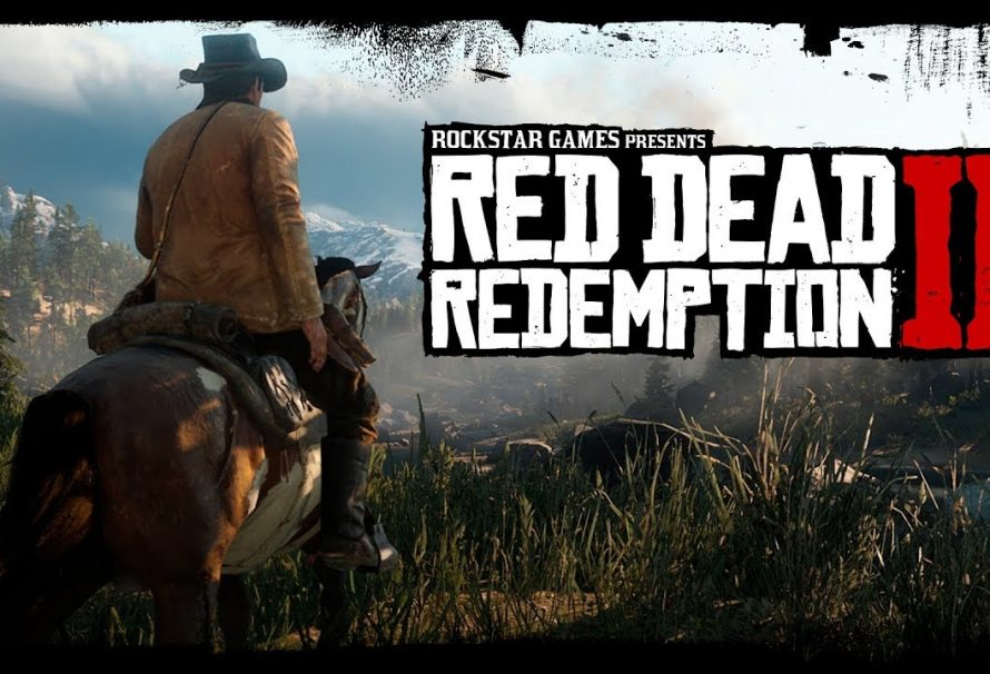 Red Dead Redemption 2'den Xbox One X Sahiplerini Sevindirecek Haber!