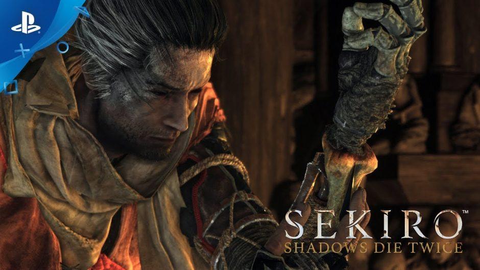 Sekiro: Shadows Die Twice Ön Siparişe Açıldı