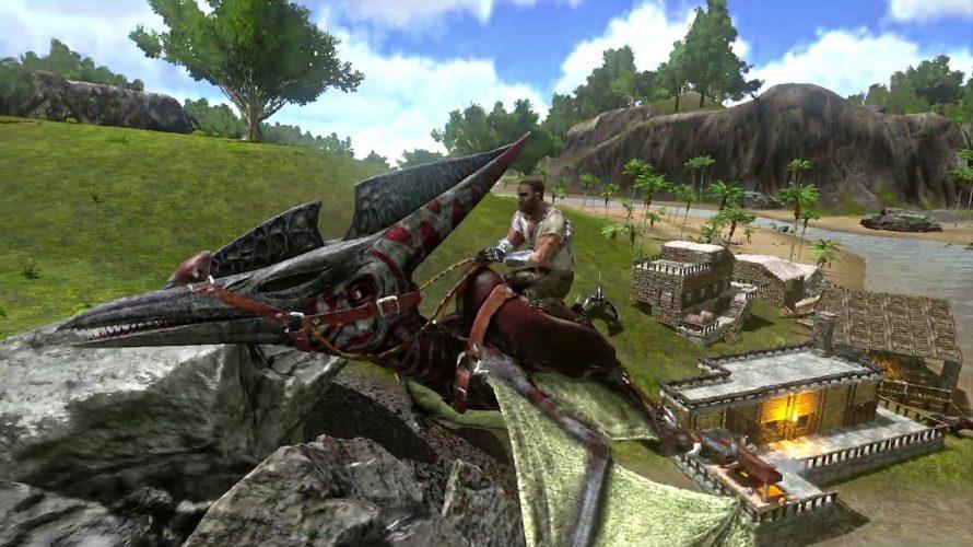 Ark Survival Evolved Mobil