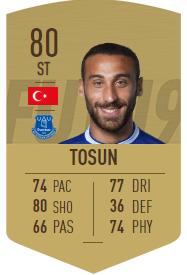 Cenk Tosun